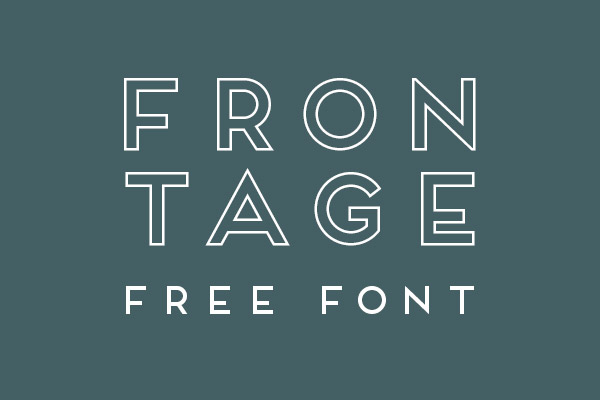 Download Free Outline Fonts - engego